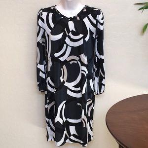 Banana Republic Silk blend Dress Size S